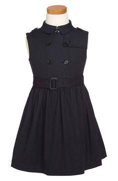 Burberry 'Iliana' Sleeveless Dress (Little Girls & Big Girls) available at #Nordstrom