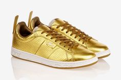 """Lacoste """"Dragon"""" shoes - celebrating the Year of the Dragon (available in Gold, Silver, & Red)"""