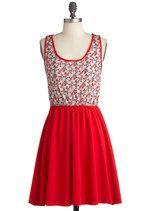 Ribbons and Outs Dress | Mod Retro Vintage Dresses | ModCloth.com