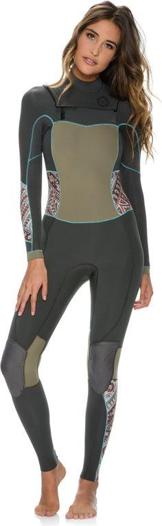 BILLABONG 3/2 SALTY DAZE STEAMER > Surf > Wetsuits > Womens Wetsuits | Swell.com