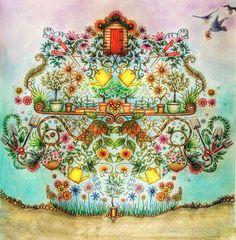 Garden secret garden by Hülya Şenhelvacılar