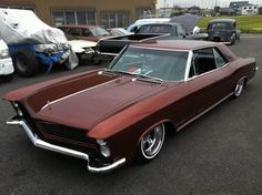 1965 buick reviera, custom | Buick Riviera Custom | Cars and Gals