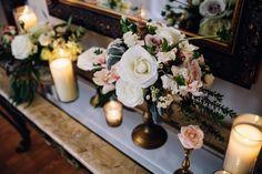 Elegance in blush and gold #Cedarwoodweddings Formally Casual Cedarwood Wedding :: Emily+Evan | Cedarwood Weddings