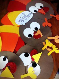 Turkey decor/ crafts