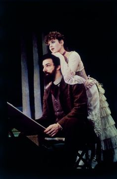 """Sunday in the Park with George -- one of Stephen Sondheim's greatest masterpieces. """"Stop worrying if your vision is new. Let others make that decision; they usually do. You keep moving on."""""""