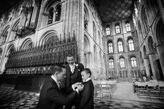 wedding photography at Peterborough Cathedral