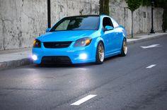 Cobalt SS
