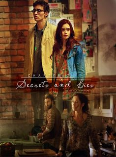 The Mortal Instruments: City of Bones movie Chapter 2: Secrets and Lies w/ Simon, Clary, Luke, and Jocelyn