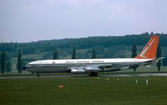Boeing 707, Zurich, Airplanes, South Africa, Aviation, Jet, Aircraft, Commercial, Wings