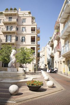 Saifi Village: Beirut, Lebanon.