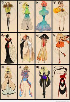Zodiac Fashion images