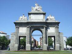 Puerta de Toledo, Madrid (España)