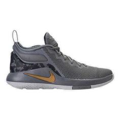 89577fc2a605 Nike Lebron Witness II Mens Basketball Shoes 11 Cool Grey Gold 942518 009   Nike  BasketballShoes