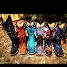 My favorite boots by Lagrange Leather