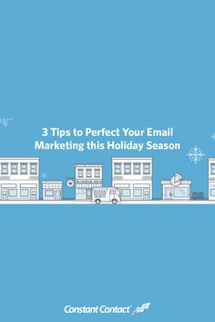 Successful holiday marketing means planning a strategy for your specific audience, optimizing your message with industry best practices in mind, and preparing ahead of time whenever you can.  Use this 3-step plan to deliver effective emails to your audience and avoid the usual holiday headaches.