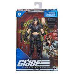 PRE-ORDER G.I. Joe Classified Series 6″ Zartan Gi Joe, Action Figures, The Originals, Xmas Presents, Adventure, Dots, Xmas Gifts, Christmas Presents