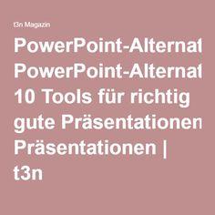 PowerPoint-Alternativen: 10 Tools für richtig gute Präsentationen   t3n