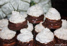 Oreo Cupcakes, Cupcake Cakes, Donuts, Czech Recipes, Fancy Cakes, Pavlova, Christmas Cookies, Nutella, Cheesecake