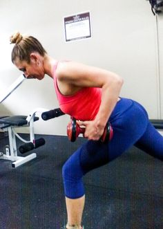 Eliminate Arm Flab with Tricep Exercises with Dumbbells at Home Tricep Workout Routine, Tricep Workout With Dumbbells, Dumbbell Workout, 30 Day Workout Plan, Workout Plan For Women, Abs Workout For Women, Workout Plans, Workout Ideas, Workout Schedule
