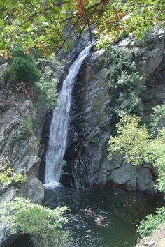 Σαμοθρακη. Greek Islands, Waterfalls, Places Ive Been, Greece, Country, Amazing, Nature, Outdoor, Beauty