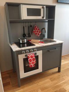 IKEA hack Duktig DIY kitchen children toys
