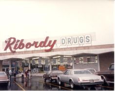 Ribordy's, at Cline Ave & 45th, Highland Indiana