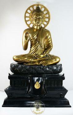 Ảnh Golden Buddha Statue, Buddhist Art, Buddhism, F1, Teaching, Buddha Art, Education, Onderwijs, Learning