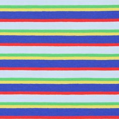 Jersey Stripes Maximili 3 - Cotton - Spandex - colour mix