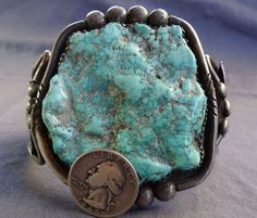 Image result for huge turquoise jewelry