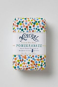 Mr. Boddington's Mistral Soap | Anthropologie.eu