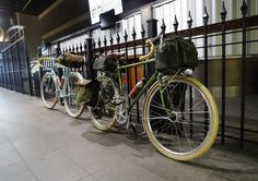 Rivendell and Surly Go Traveling by Lovely Bicycle!, via Flickr