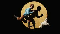 So excited for The Adventures of Tintin (2011). It's out in December!