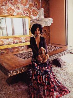 Kerry Washington - Vogue Italia