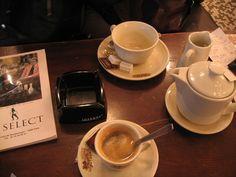 Le select cafe, Paris