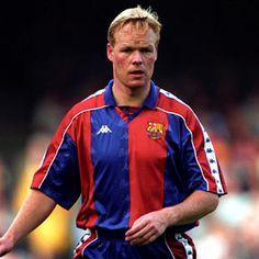 Ronald Koeman, FC Barcelona