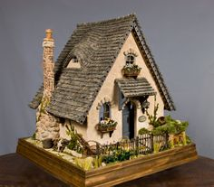 storybook cottages | Storybook Cottage workshop.