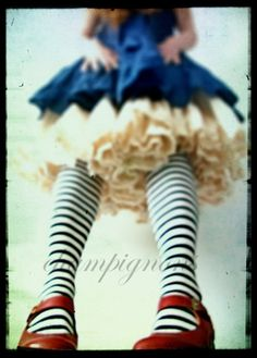 Alice in Wonderland by Champignons on Etsy