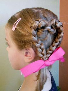Cute hair ideas for girls