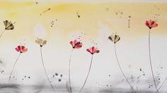 Zen-Malereien von Ulrike Hirsch