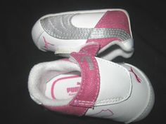 infant girl puma shoes
