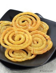 Traditional Jalebi Recipe - Popular Indian Sweet/Dessert for Diwali - Step by Step Photo Recipe