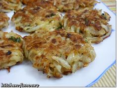 kitchen flavours: Old-Fashioned Potato Pancake