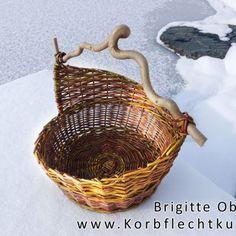 7 Besten Korbe Flechten Bilder Auf Pinterest Basket Weaving