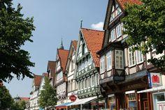 Die Zöllnerstraße Celle