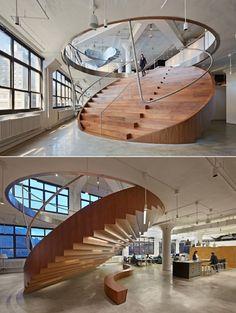 Inside Wieden+Kennedy Office