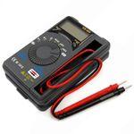 [USD6.35] [EUR5.99] [GBP4.67] Pocket LCD Digital Multimeter Voltmeter Ammeter