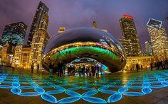 Chicago, USACurso de Idiomas en el Exterior CAUX InterCultural. Estudia Inglés en CHICAGO Para más información escribenos a intercultural@cauxig.com