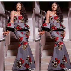 Lovely Styles for African queen