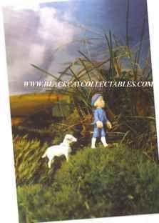Hantel Miniatures postcard 29