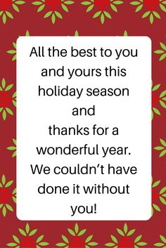 Politically correct holiday greetings examples holidays a politically correct holiday greeting card examples perfect to send to employees from paperdirect m4hsunfo